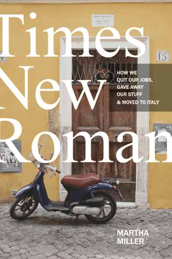 """Times New Roman"" book jacket cover pictture"