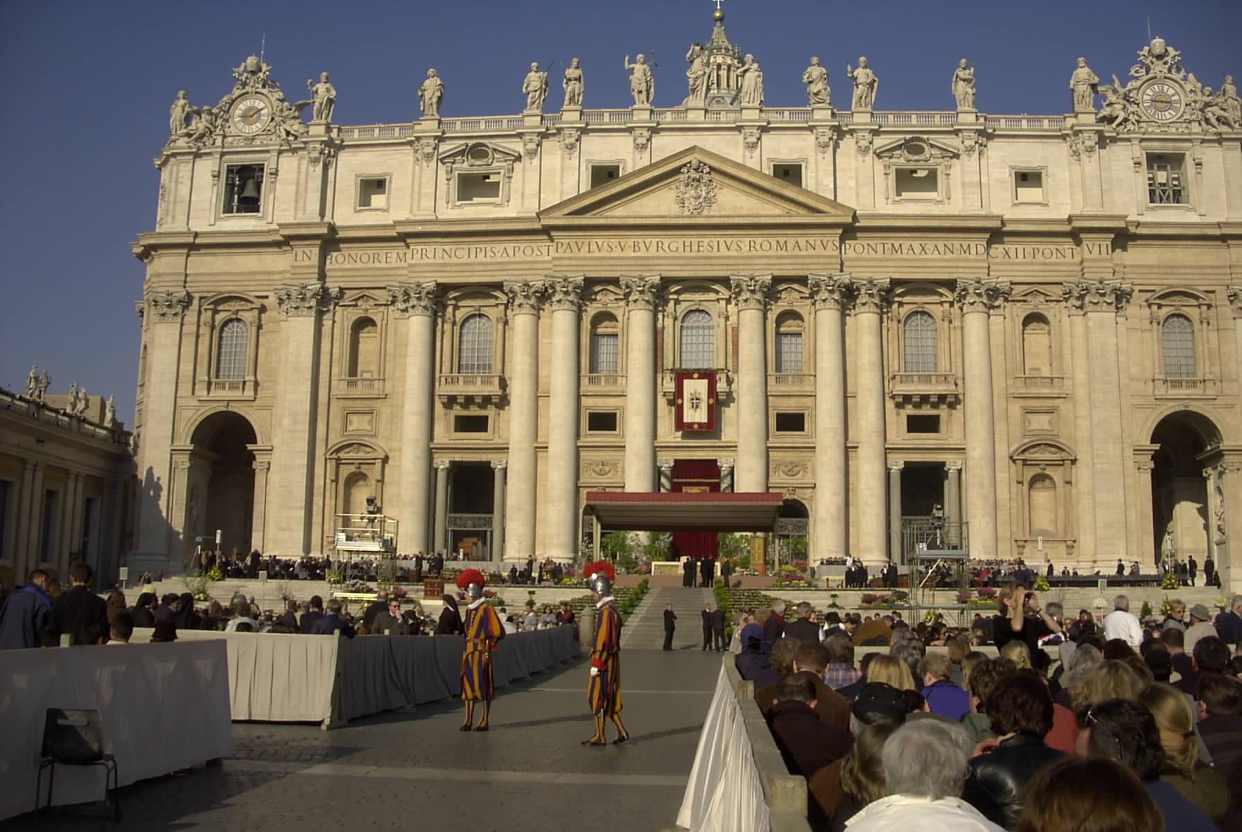 Piazza di San Pietro