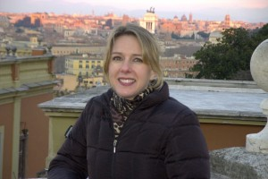 Martha Miller at Trastevere